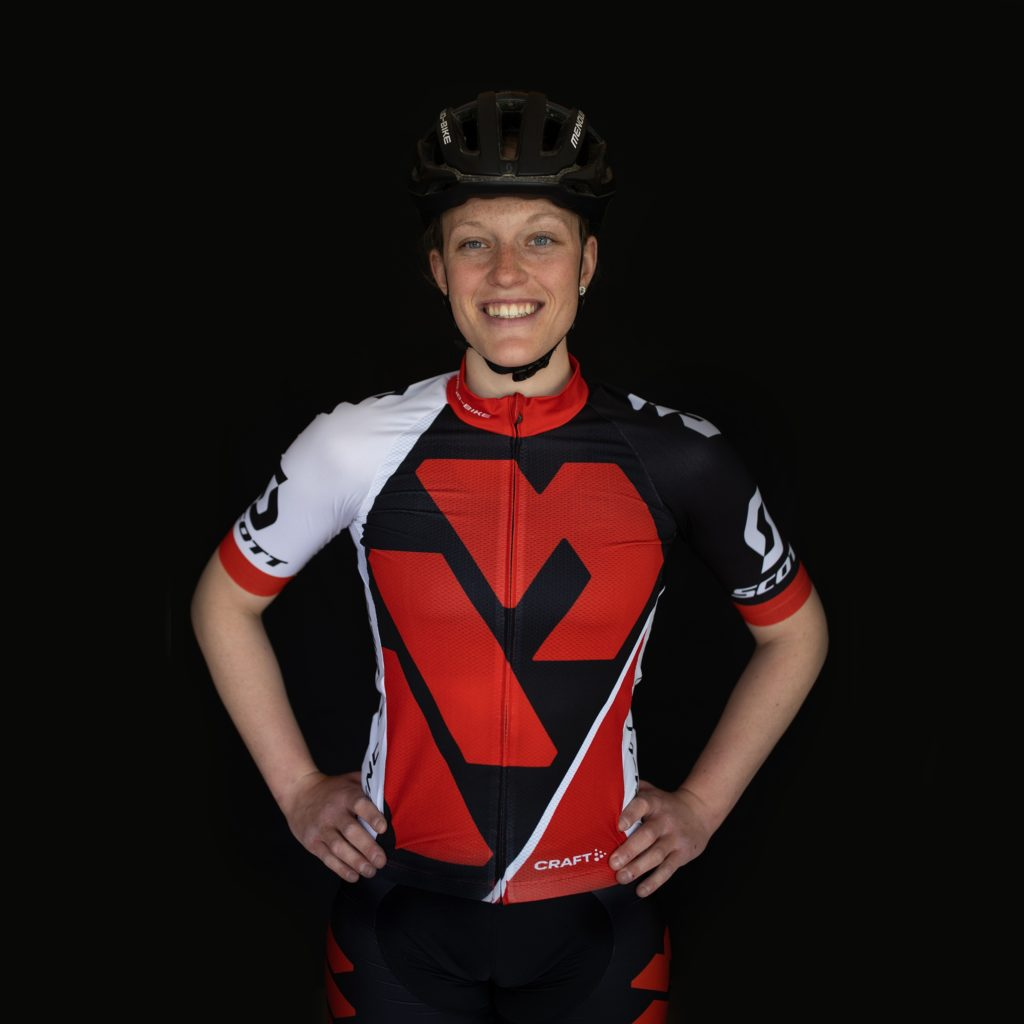 Charline Fragnière— Team Menoud-Bike