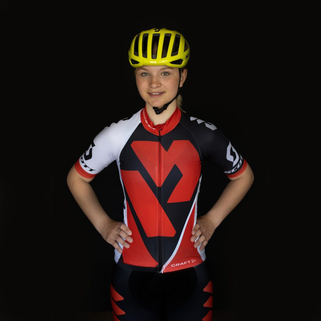 Fantine Fragnière— Team Menoud-Bike